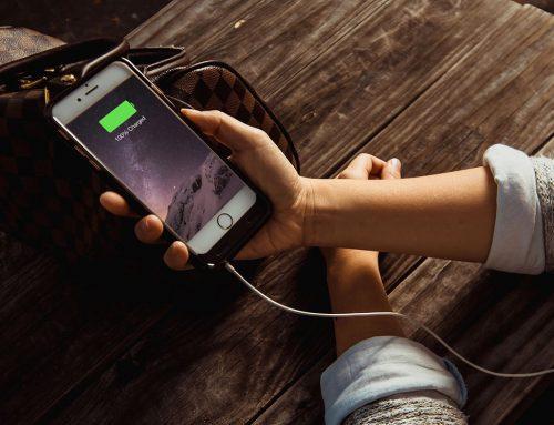 Preserving iPad / iPhone Battery Life